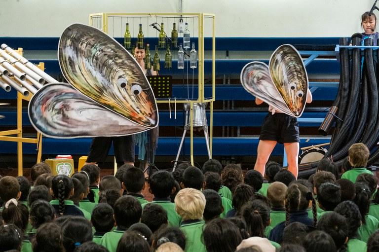 Mussel Dance